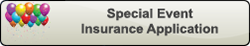 Special Event Insurance Questionnaire