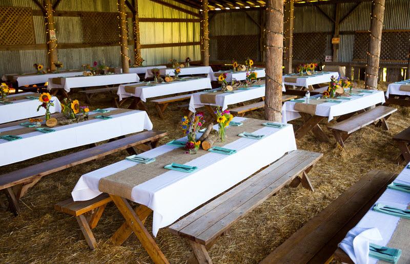barn wedding insurance
